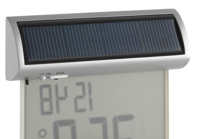 Pannello Solare Da Finestra : Termometro per finestra tfa solari illuminato min