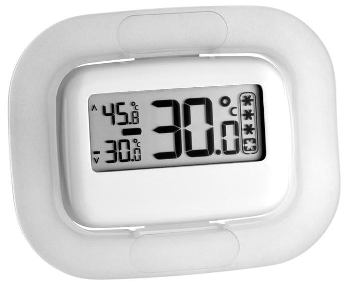 k hlschrankthermometer wetterladen 30104290 gefrierschrank thermometer 30 grad ebay. Black Bedroom Furniture Sets. Home Design Ideas