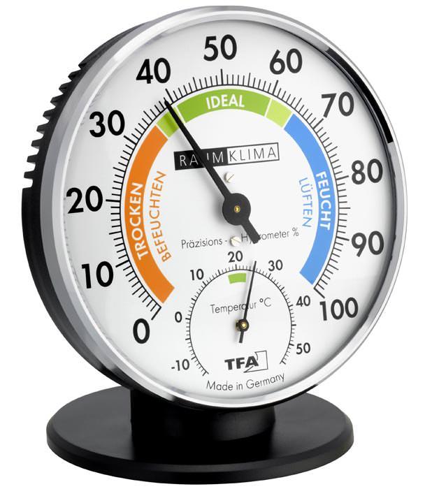 Hygrometer Klimakurt
