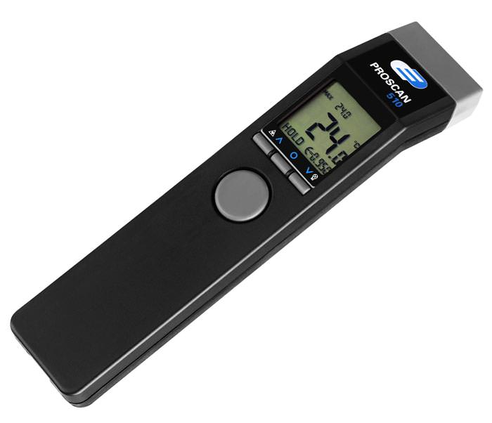 infrarot thermometer scantemp 510 pyrometer tfa. Black Bedroom Furniture Sets. Home Design Ideas