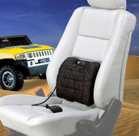 sitback air r ckenkissen mit pumpe luftkissen leder oder. Black Bedroom Furniture Sets. Home Design Ideas
