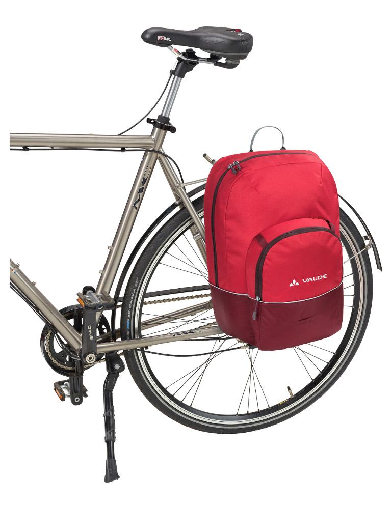 0a36945f8c Vaude Cycle 28 BUREAU VILLE Sacoche Sac à dos de vélo sac de vélo | eBay