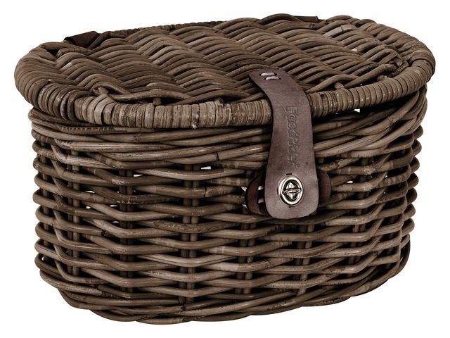 fastrider rattankorb junior oval mit deckel weidenkorb. Black Bedroom Furniture Sets. Home Design Ideas