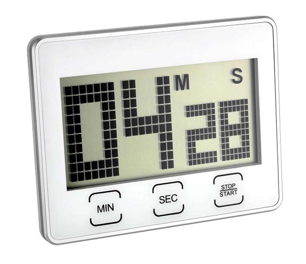 Digitale Timer Cronometro Tfa 38.2027 Timer da Cucina 99 Min ...