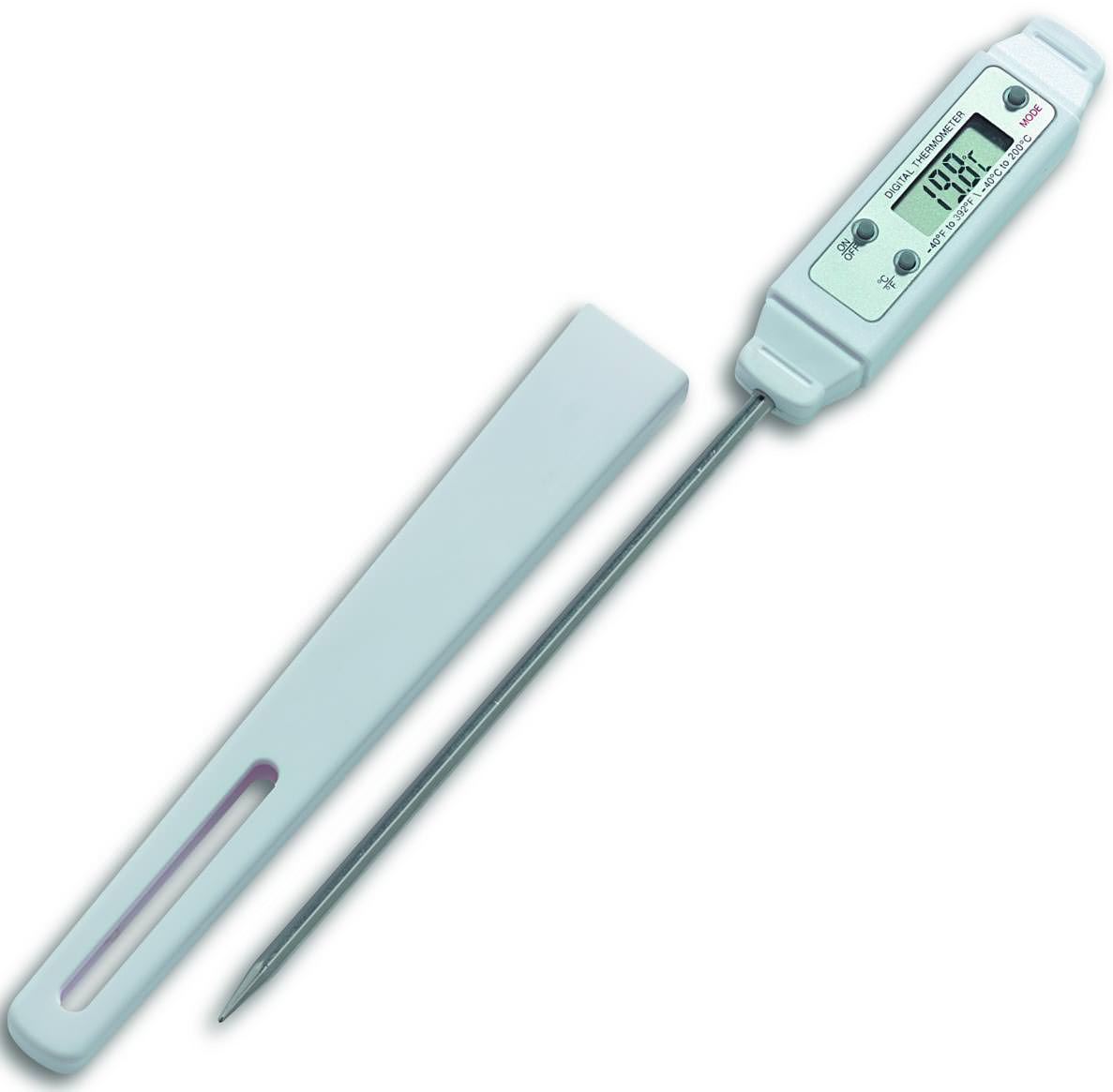 Probe Thermometer Roasting Tfa 30.1018 Kitchen Haccp Min-Max Hold Ip ...